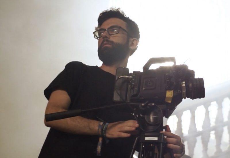 Antonio Muñoz director de fotografía